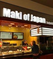 Asian Chao / Maki of Japan