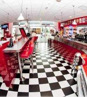 America Graffiti Diner Restaurant Jesi