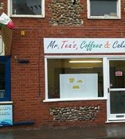 ‪Mr Tea's Coffees & Cakes‬