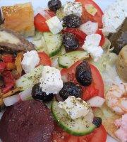 Kafeneion restaurant grec