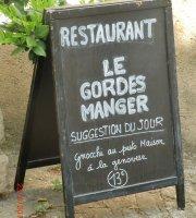 Le Gordes-Manger