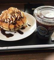 Tully's Coffee Hiroshima Hondori