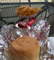 Alma Bout the Burger