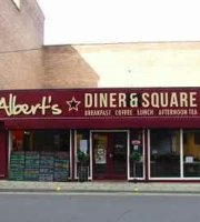 Albert's Diner And Square