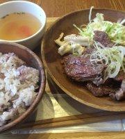Variety meat ( Horumonyaki) Hyakkaten Maruton