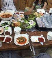 Sambu Ja Office Dining in Dang