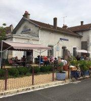 La gare de Latresne - Bar a vins