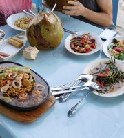 The Barat Perhentian Restaurant