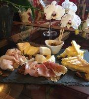 Salon de thé de l'Hotel Outre-Mer