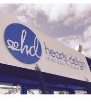 Hearts Delight Garden Cafe