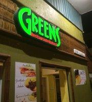 Green's Restaurante Natural