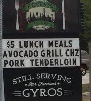 Petey's Gyros