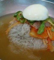 Okcheon Hamheung Cold Buckwheat Noodles