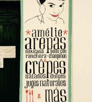 Amelie Arepas y Crepes