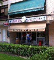 Bar restaurante Santa Olalla