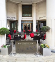 ‪Davy's at Woolgate Bar and Brasserie‬