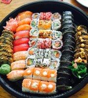 Esaki sushi, wok & grill