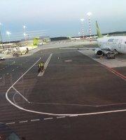 Buffet caffe Riga Airport