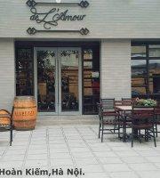 De L'amour Bistro & Cafe