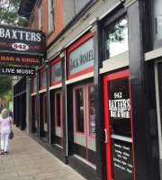 Baxter's 942 Bar & Grill