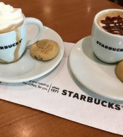 Starbucks Coffee Piso Térrero - Shopping Eldorado