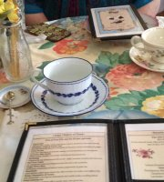 The Old Capitol Tea Room