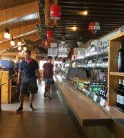 Restaurant + Kiosk Nufenenpasshohe