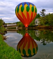 Chuyến đi bằng khinh khí cầu