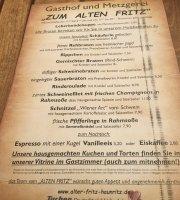 """Zum """"Alten Fritz"""""""