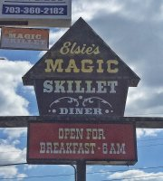 Elsie's Magic Skillet