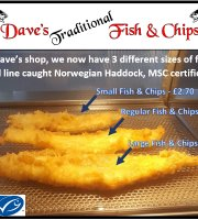 Dave's Mobile Fish & Chips