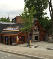 Camp Muskoka Coffeehouse - Bracebridge