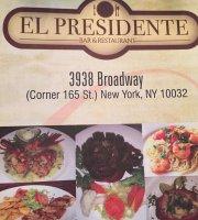El Presidente Restaurant