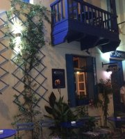 Oionos Blue Bar