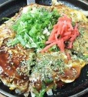 Hiroshima Style Okonomiyaki Mayatoku