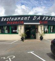 Restaurant Pizzeria Da Franco Grill