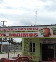 Taqueria Don Coco