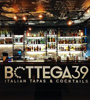 BOTTEGA 39 Italian Tapas & Cocktails