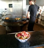 Hot Iron Mongolian Grill