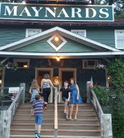Maynard's in Maine