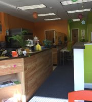 Fragrant Basil Juice Cafe