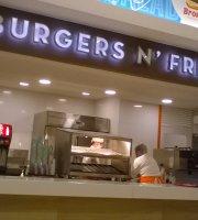 Bronco's Burgers N' Fries