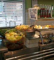 Lanchonete E Restaurante Flor Do Paraiso