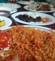 African flavour restaurant