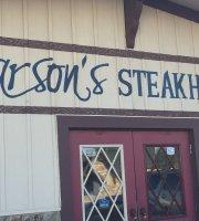 Parson's Steakhouse