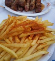 Nikos and marias souvlaki house