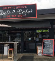‪Show & Shine Deli Cafe‬