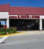 Kickin Burgers & Wings