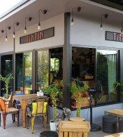 Tintin Cafe