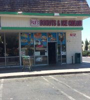 Pam's Donut & Ice Cream